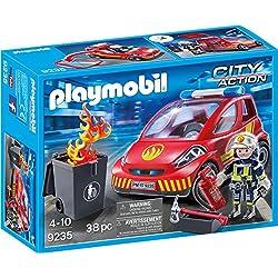 Playmobil Bomberos - Coche (9235)