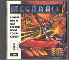 Megarace - 3DO - PAL