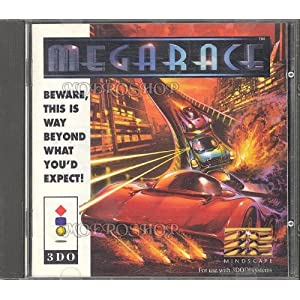 Megarace – 3DO – PAL