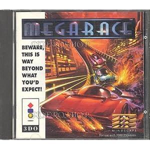 Megarace – 3DO – PAL