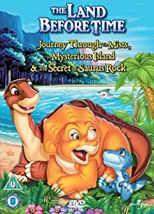 The Land Before Time 4-6 [DVD]