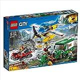 Lego City Polizia Rapina sul Fiume, 60175