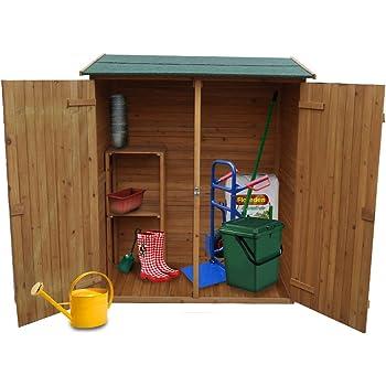 abri de jardin cabane outils en bois rangement ext rieur xxl jardin. Black Bedroom Furniture Sets. Home Design Ideas