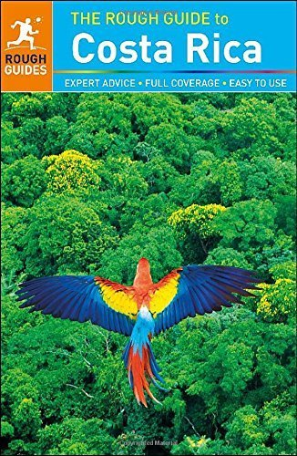 The Rough Guide to Costa Rica by Keith Drew (2014-10-01)