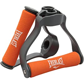 Everlast CL2095 Single Tube Handle without Resistance Tube  Grey/Orange