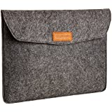 AmazonBasics NC1506106R2 Felt Laptop Sleeve