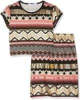 Jolly Rascals Girl's Aztecset Clothing Set