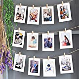 Best Collage Photo Frames - Dremisland Photo Hanging Display string and pegs Review