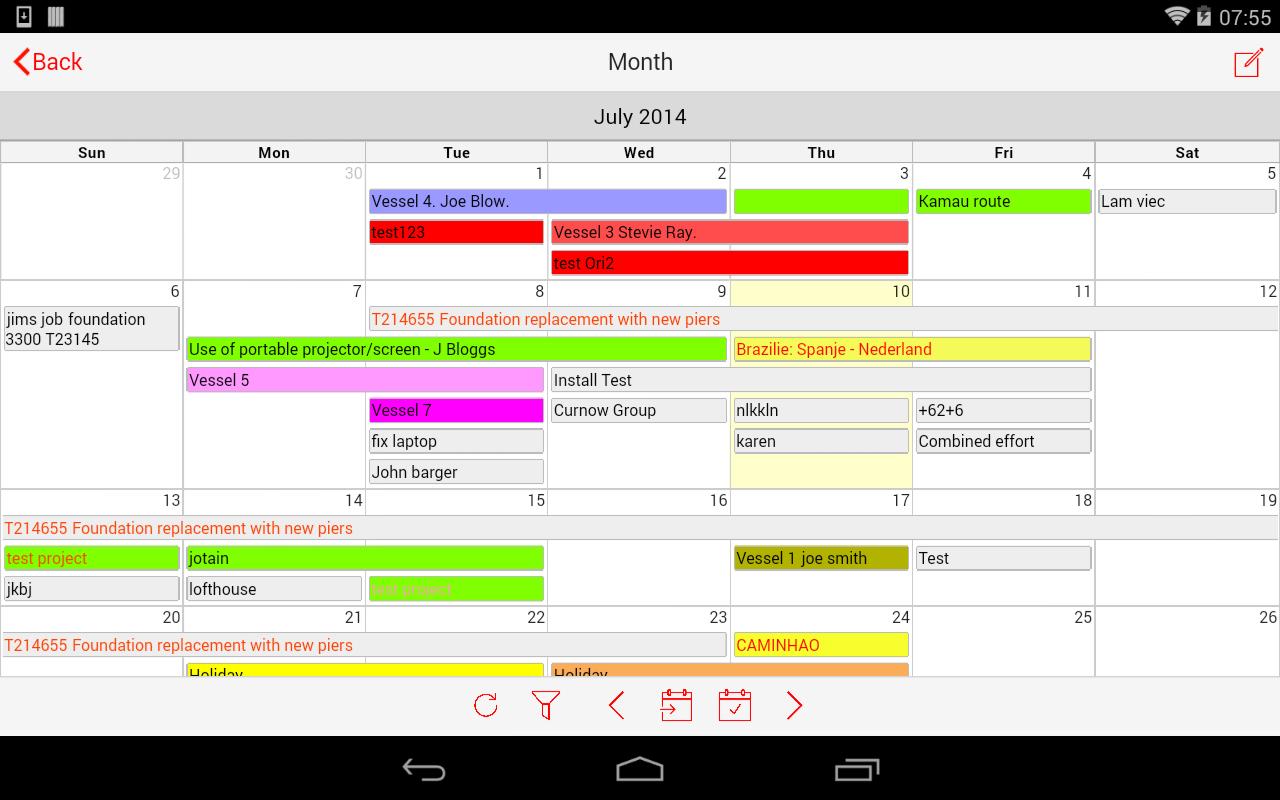 Schedule it - Staff Planner: Amazon.co.uk: Appstore for ...