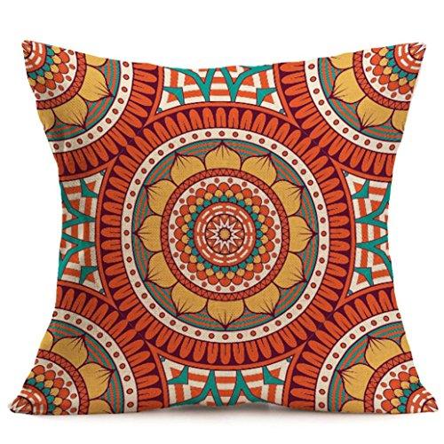 100% Garantizado Jamicy Moda lino Bohemian Pattern Home Decor cuscino cuscino copriauto H Venta Auténtica Barato Conseguir Auténtica Del Precio Barato De Italia 7d83dupW8