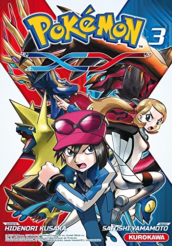 Pokémon X/Y Vol.3 par KUSAKA Hidenori