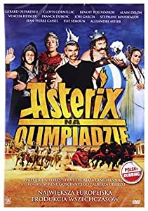 Ast¨¦rix aux jeux olympiques [DVD] [Region 2] (IMPORT) (No English version) by GA?rard Depardieu