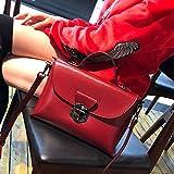 WENLONG Kleine Quadratische Paket Han Fan Chao ranzen Tasche, nachrüstung, Handtasche, Schulter, schiefe in Mini - Tasche,des
