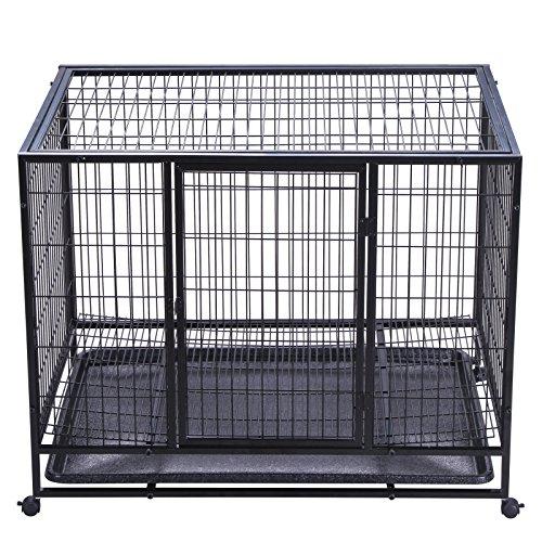 happybuy-cage-pour-chien-metal-cage-chien-94cm-cage-chien-transport-pour-chien-et-chat-cage-chien-pl
