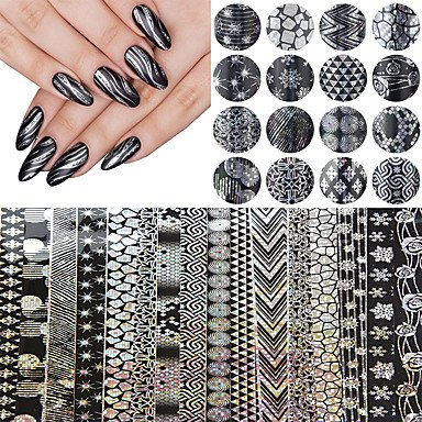 hjlhyl-16-nail-art-sticker-stampaggio-polacco-foil-tape-spogliarello-makeup-cosmetic-nail-art-design
