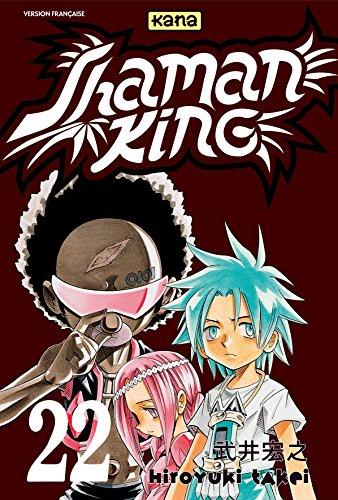 Shaman King, tome 22 par Hiroyuki Takei