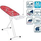 Leifheit Tabla de planchar plegable Air Board Express M Solid, mesa de planchar estable y ultraligera, tabla de planchado reg