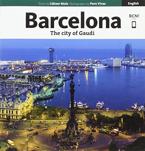 Barcelona (S4 +) Inglés. La ciudad de Gaudí (Sèrie 4+) por Llatzer Moix