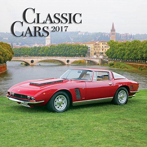 Turner Foto 2017Classic Cars Foto Wand Kalender, 30,5x 61cm öffnen (17998940014)
