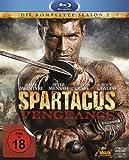 Spartacus: Vengeance - Die komplette Season 2 [Blu-ray]