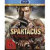 Spartacus: Vengeance - Die komplette Season 2