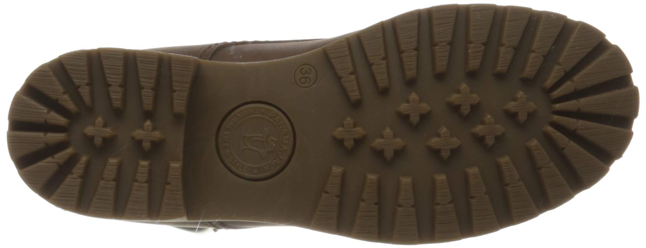 Panama Jack Women's Panama 03 GTX Wool Combat Boots 3