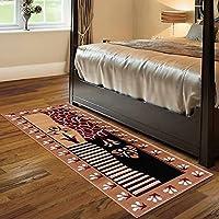 Jai Durga Home Furnishing Bedside Runner - (20 x 60 inch)