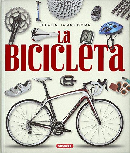 Atlas ilustrado de la bicicleta por Susaeta Ediciones S A