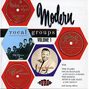 Modern Vocal Groups Vol1