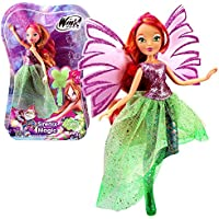 Winx Club - Sirenix Magic - Flora Poupée 28cm - The Mystery of the Abyss