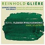 Concerto for Cello & Orchestra by R. Gliere (2007-06-26)