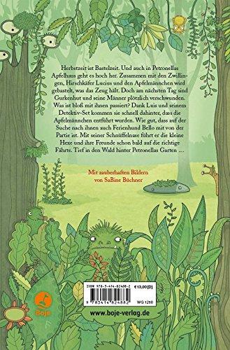 Petronella Apfelmus: Hexenbuch und Schnüffelnase. Band 5: Alle Infos bei Amazon