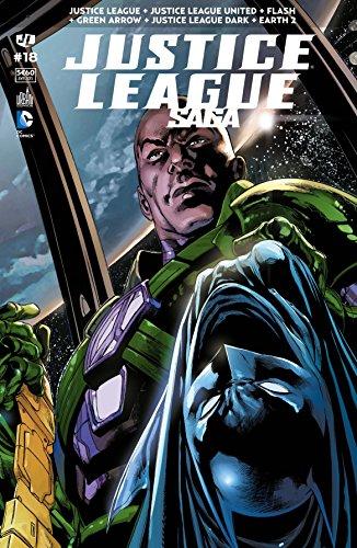 Justice League Saga 18