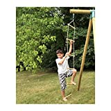 Soulet Rope Ladder 5- rung (1.9m - 3m swing height)