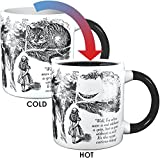 Best The Unemployed Philosophers Guild Hot Mugs - Cheshire Cat Mug - Add Hot Liquid, The Review