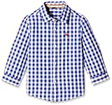 #5: United Colors of Benetton Baby Boys' Shirt (16P5POPC0186I901_Blue_2Y)