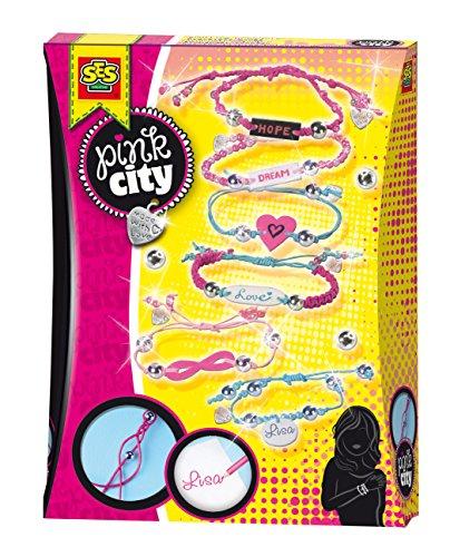 ses-creative-pink-city-pulseras-con-mensaje-multicolor-14332