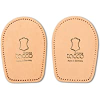 TaccoFiX Supporto Scarpa per il Tallone, Pelle Pregiata con Protezione RelaxFlex, Inserti Suola Ortopedici per Scarpe e…