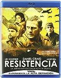 Resistencia (Daniel Craig) [Blu-ray]