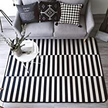 Suchergebnis Auf Amazon De Für Teppich Schwarz Weiß Gestreift A