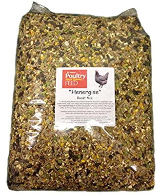 """20kg Poultry""""Hi-Energy"""" Boost Mix - Condition Feed by Croston Corn Mill"""
