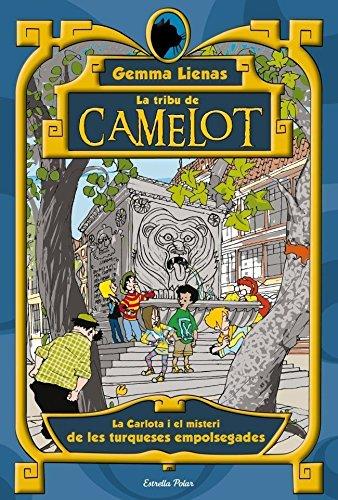 10. La Carlota i el misteri de les turqueses empolsegades (Catalan Edition)