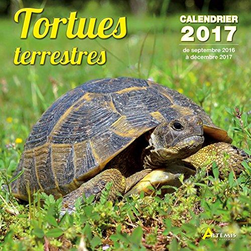 Calendrier tortues terrestres por Collectif