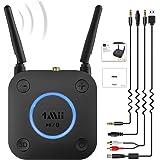 1Mii Receptor Bluetooth 5.0, Adaptador de Audio con Control Volumen HiFi, Bluetooth Receptor de Audio aptX LL de Baja Latenci