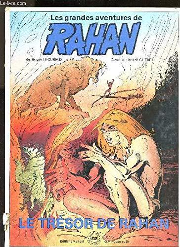 Les Grandes aventures de Rahan, Tome 2 : Le Trésor de Rahan