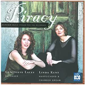 Piracy - Baroque Music Stolen [Import anglais]