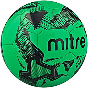 Mitre Ace Recreational Football - Green/Black, 3