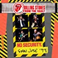 The Rolling Stones - From The Vault - No Security. San Jose '99 [DVD + CD]