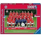 Ravensburger Puzzle 19648 - FC Bayern München Saison 16/17, 1000-teilig