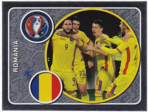 Panini EURO 2016 France - Sticker #11 (Rumänien)